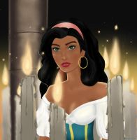esmeralda- the hunchback by elin14