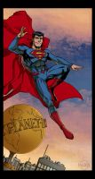 Man of Steel by ParisAlleyne