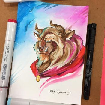 Beast by Lucky978