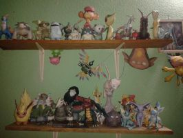 pokemon papercraft collection 1 by javierini