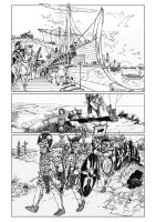 pag 2 Sangre y Fuego by kirocomic