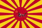 Flag of my Panasian Empire by GeneralHelghast