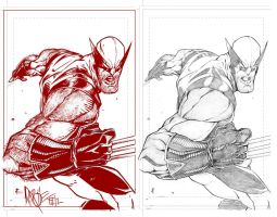 INKING 9: CB I THINK. AFTER TOWNSEND ? by darquem