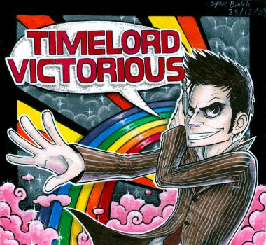 - TIMELORD VICTORIOUS - by binleh