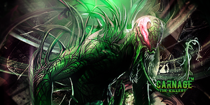 Carnage THE GREEN 2 by tm-gfx