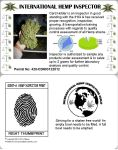Hemp Inspector License by Jeanvail