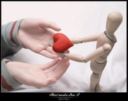 About wooden Love 2 by Templas