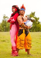Wakka No Likey Alliance by ShinrajunkieCosplay