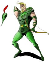 Green Arrow by augustusTP by GreenArrow