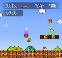 Super Mario Bros 2.0 by Cilerba