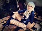 Black Canary by Shermie-Cosplay