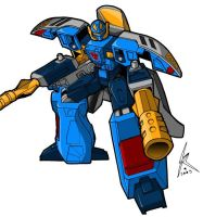 Transformers Armada Blurr by DeltaSeeker