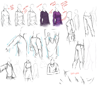 Clothes tips by moni158