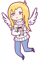 sweater kayle and teemo by prochyprochy