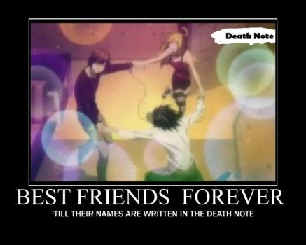 Mot. Best Friend Forever DN by Mahnnuh