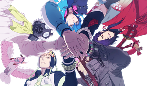 Transparent Dramatical Murder by dawnstanczak
