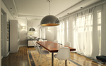 Sala StudioMax and VRay by Viscorbel by CarisioFelipe