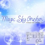 Magic Sky Brushes. by Coby17