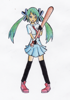 another miku looks by eriquechong97