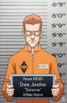 Dr. Jonathan Crane locked up by phil-cho