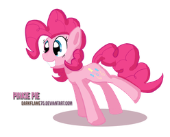 Pinkie Pie by DarkFlame75