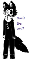 Boris the Wolf ( Bendy and the Ink Machine ) by TotallyAGoodPerson
