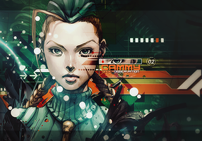 Cammy: Under Observation by Isaac251