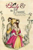 Beauty and the Beast Cover by Kitty-Grimm