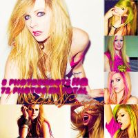 Pack Photoshoots de Avril Lavigne. by Ineedtobecrazy