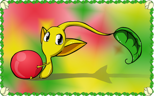 Yellow Pikmin by LinksLove