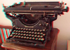 Underwood 3D Color by nadamas