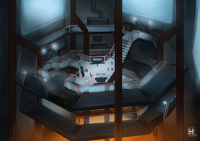Level Concept by Spikings
