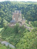 Burg Eltz 01 by Detail-Stock