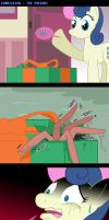 COM - The Present (COMIC) by AniRichie-Art