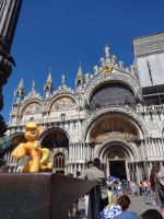 Applejack at St Mark's Basilica, Venice by Fire-seeker