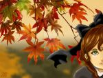 Quite Contrary October by Tsuchan