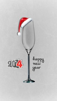 Merry-christmas-glass-2014 by WallforAll