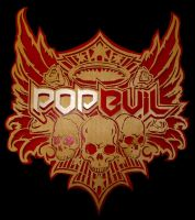 Pop Evil Logo by thrashantics