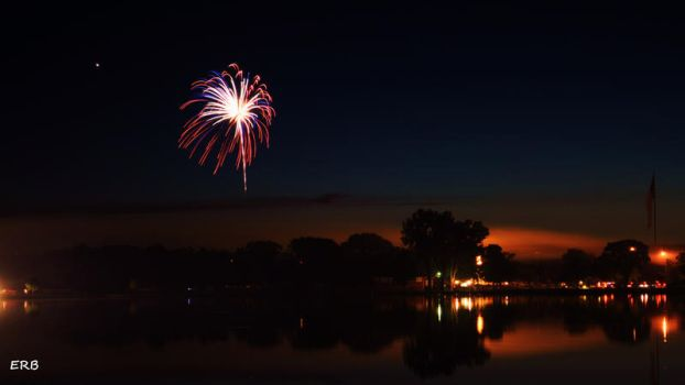Red, White, and Blue by erbphotography