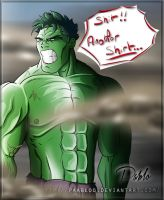HULK by PAabloO
