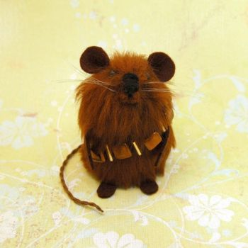 Chewbacca Mouse by The-House-of-Mouse