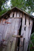 Old Shed by jrbamberg