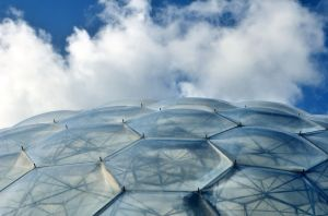 Eden Project Dome by drr104