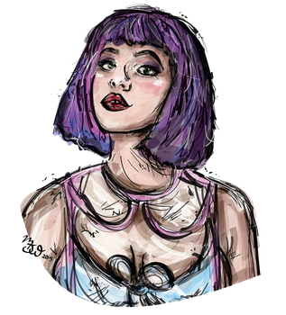 Melanie Martinez by Its-An-Inferno