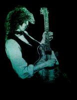 Jimmy Page by Verdois