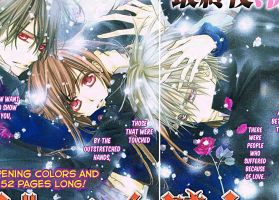 Vampire Knight Finally: Personal review(YOUTUBE) by HACKproductions