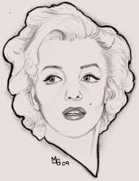 marilyn by mgh2o