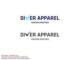 DIVER APPAREL by saisao
