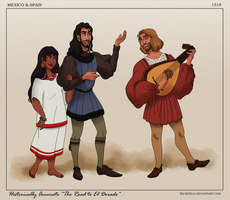 Historically Accurate El Dorado by Wickfield