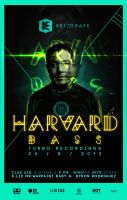 Harvard Bass flyer by kampollo